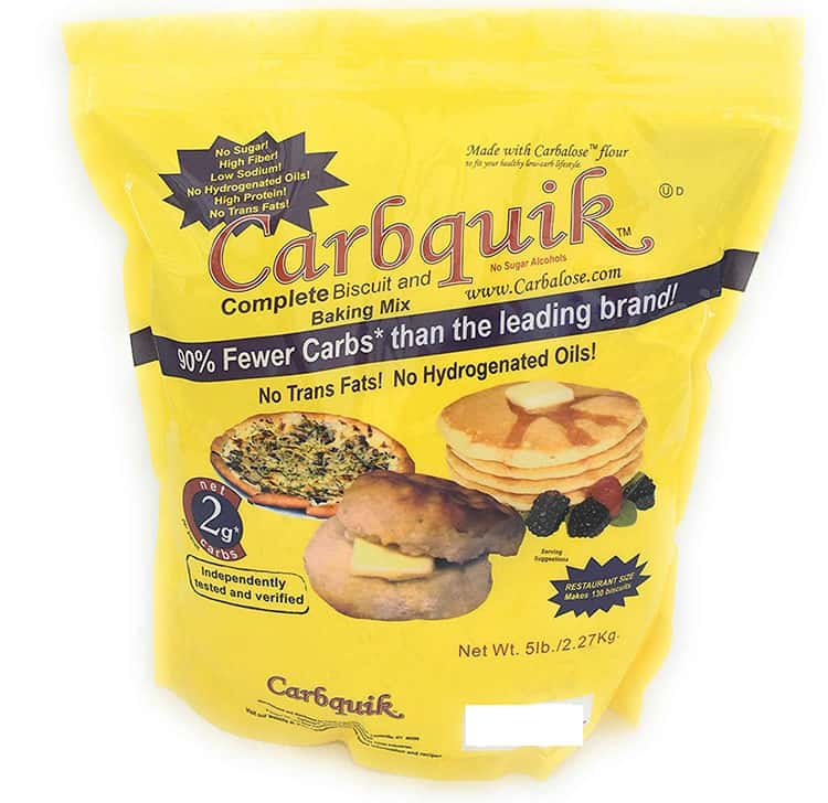 Carbquik Low Carb Baking Mix