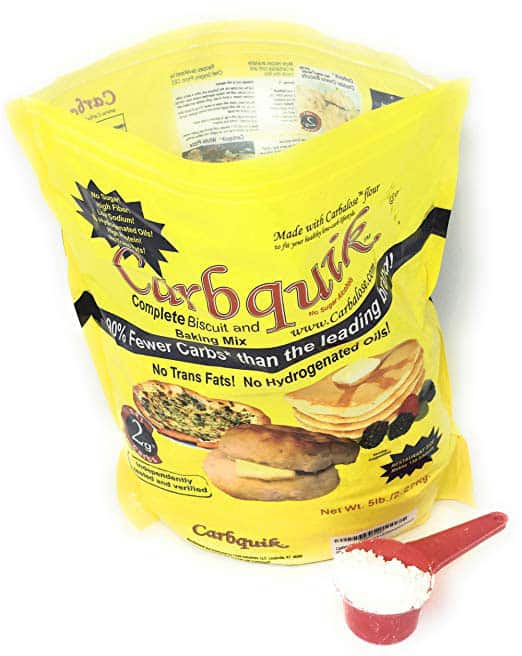 Carbquik Review Biscuit Mix