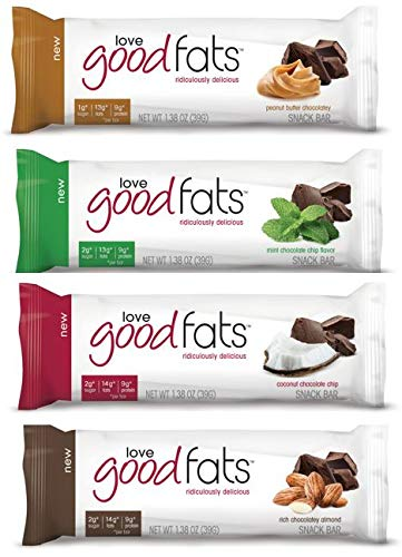 Love Good Fats Bars