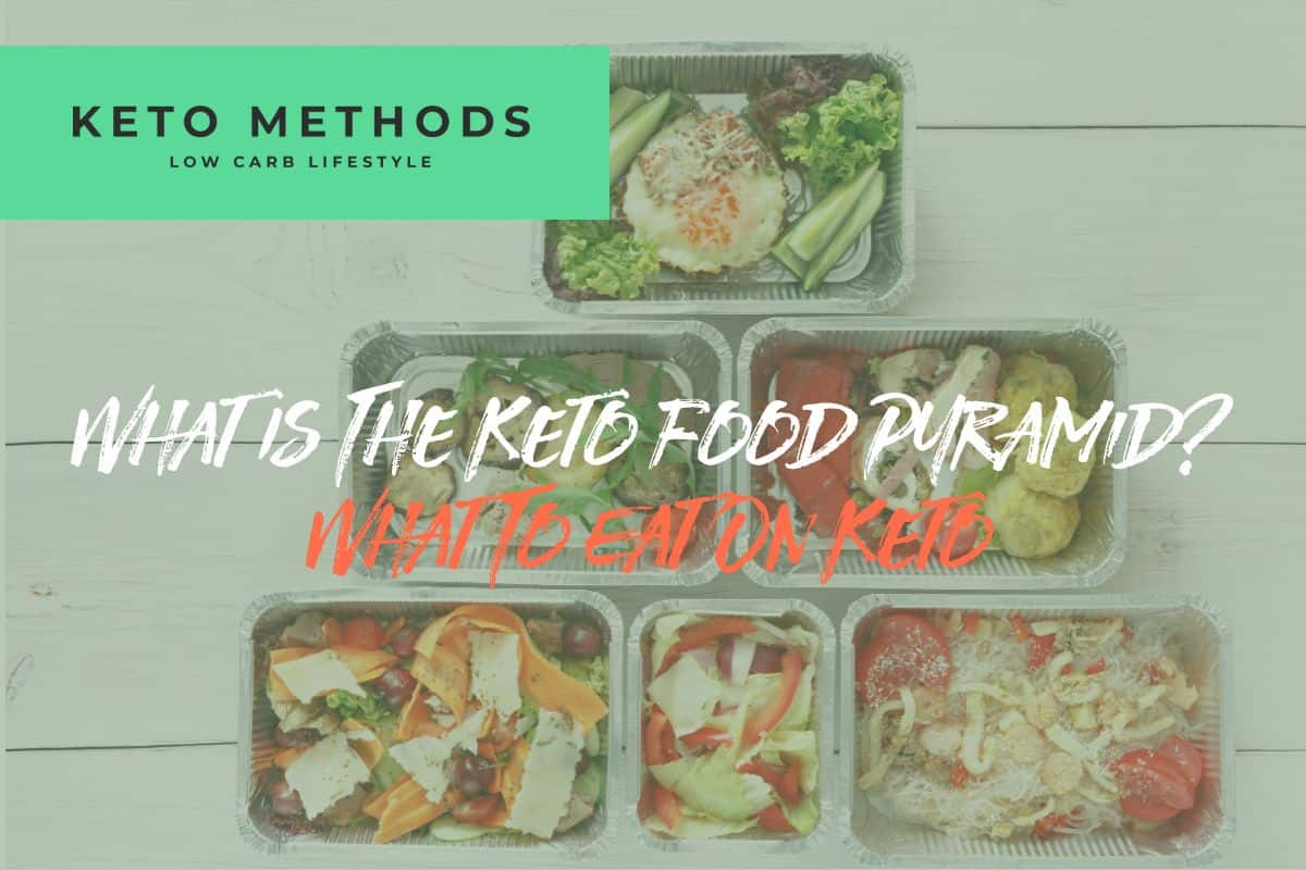 What Is The Keto Food Pyramid? What To Eat On Keto